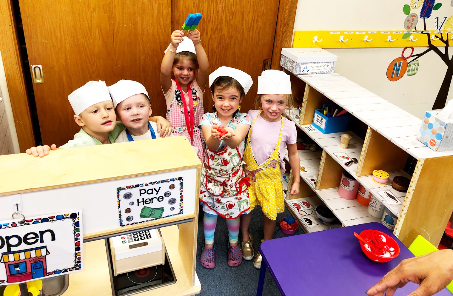 Derry Preschool in Hummelstown, PA Hershey PA Dedicated to nurturing the development of the whole child