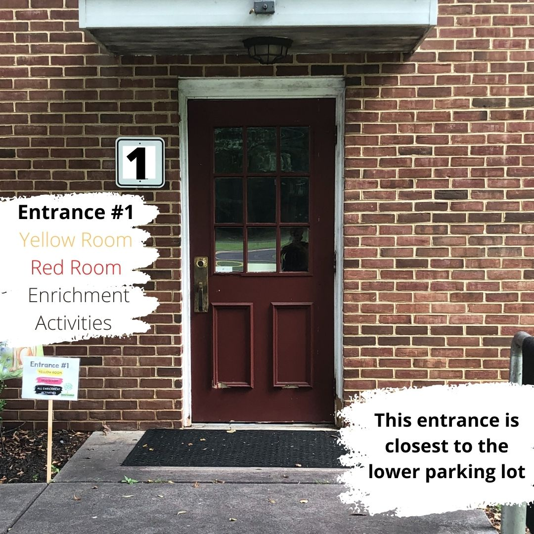 Entrance 1 Derry Preschool in Derry Township Licensed, nonsectarian, Private, nonprofit Preschool with all certified teachers! Serving families in Hummelstown, Palmyria, Middletown, Elizabethtown, Hershey with fantastic education. Holding all certifications & up to date clearances!